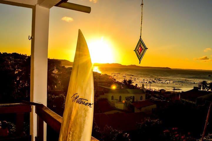 Compartilhado Ventilador Vista Surf