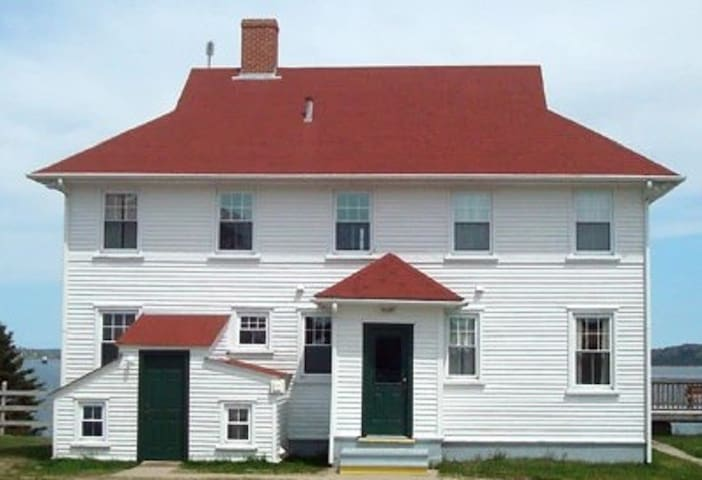 The Lodge at West Quoddy Station - The Station House at West Quoddy Station