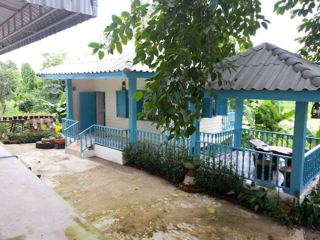 บ้านฟองจรัส Ban Fong Jaras - Tambon Na An - Dům