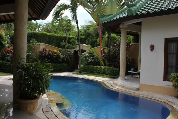 Beautiful 4br sanctuary - Sanur - Villa