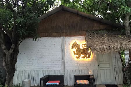 Cozy private bungalow - Krong Siem Reap - Bungalow
