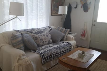 Vintage Charm at Otter Cottage - Hus