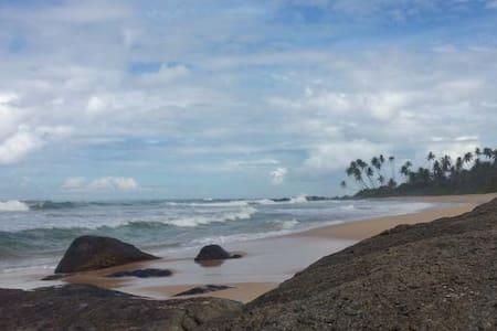 ocean breeze inn hotel - Galle - Aamiaismajoitus