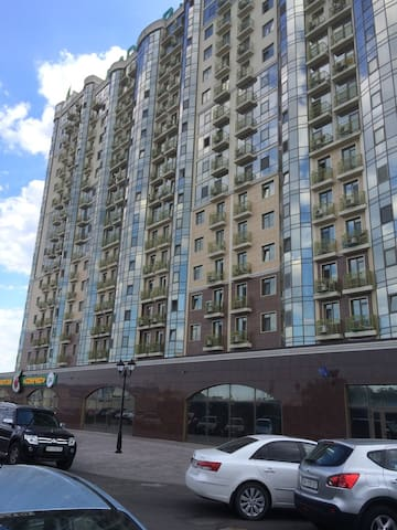 Новая однокомнатная квартира - Odessa - Appartement