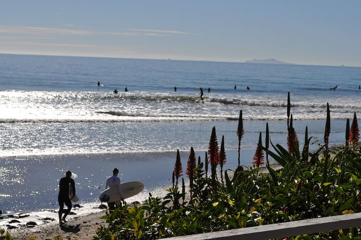 $595 MAY Special - Bordeaux's Beach House - Carpinteria - Haus