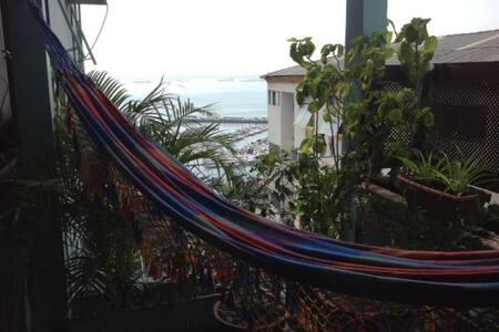 Centro-Cozy Room in Charming Flat - Salvador