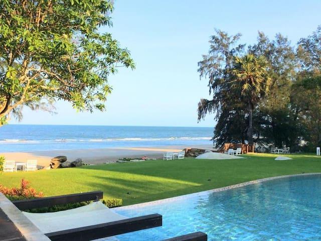 Beachfront Condo 2 bedrooms - Hua Hin - Apartamento