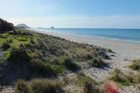 Two Bedroom Paradise @ Mt Maunganui