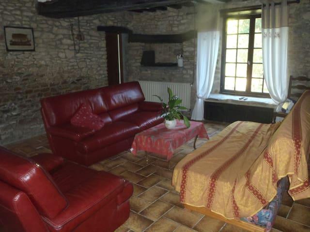 Gite de la Maison Bocaine - Campandré-Valcongrain