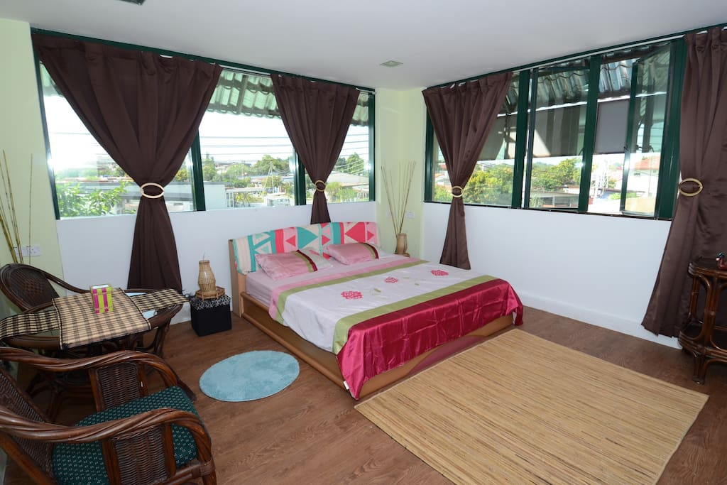 Double King Room with nice view