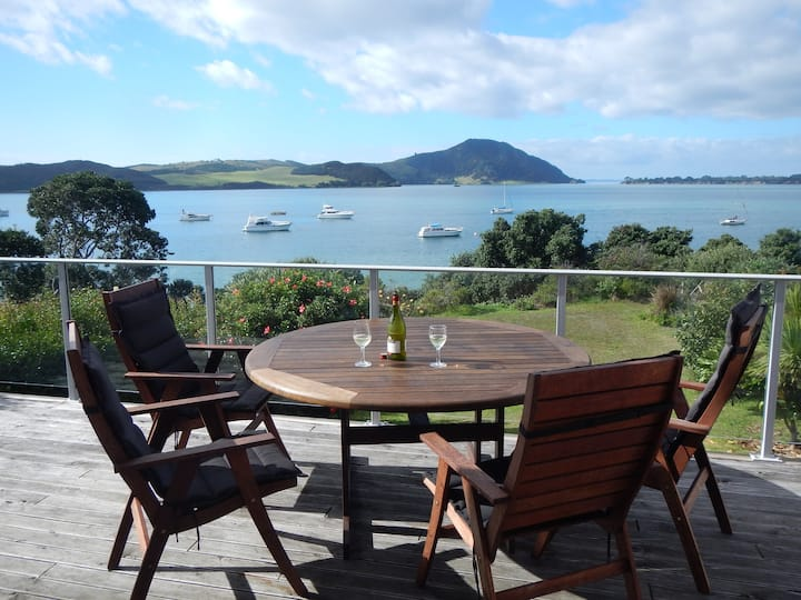 Houhora Waterfront paradise Margs Bach