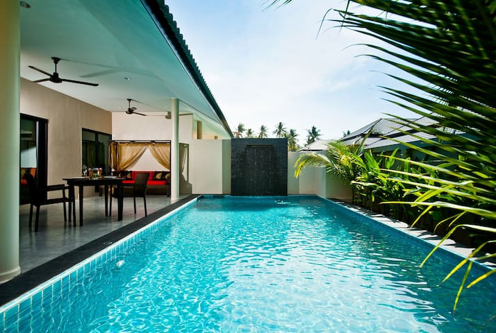 1 Bedroom Pool Villa -Breakfast - Pattaya - Pattaya - Villa