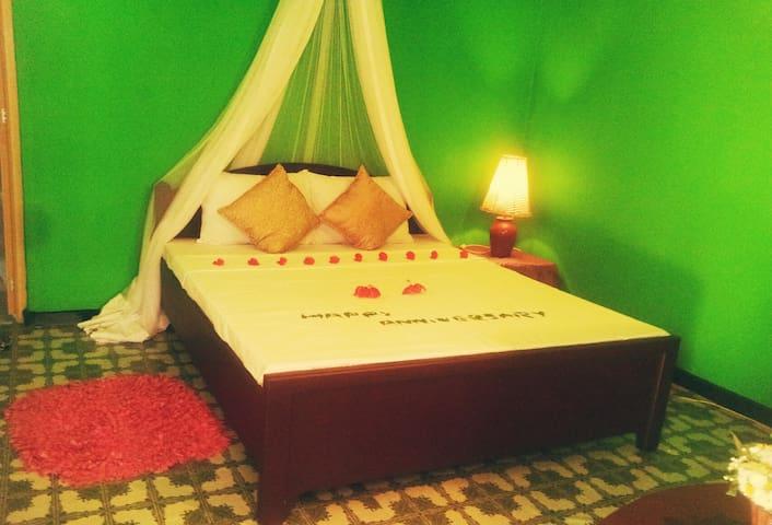 Green bamboo House - Sigiriya - Rumah