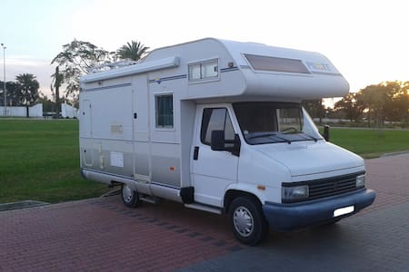 Motorhome/campingcar for vacations - Autocaravana
