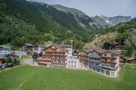 Alpenblick Wellnesshotel - Fieschertal