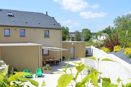 Gîte l'Aspérule à Heinstert - Attert - Haus