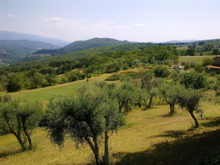 Secluded spot close to Fiesole