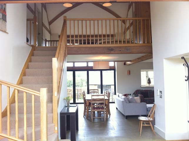 Secluded Cotswold barn conversion 1 - Moreton-In-Marsh - Casa