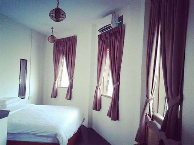 Heritage Shophouse~Private Room 3 - George Town - Appartamento