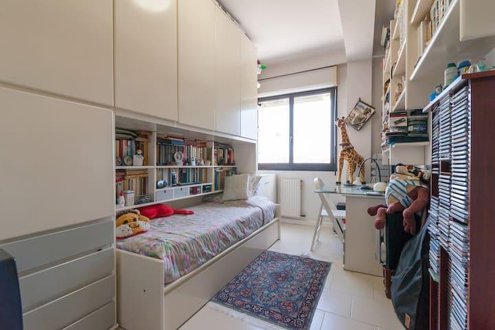 Room in nice apartment - Su Planu - Apartment