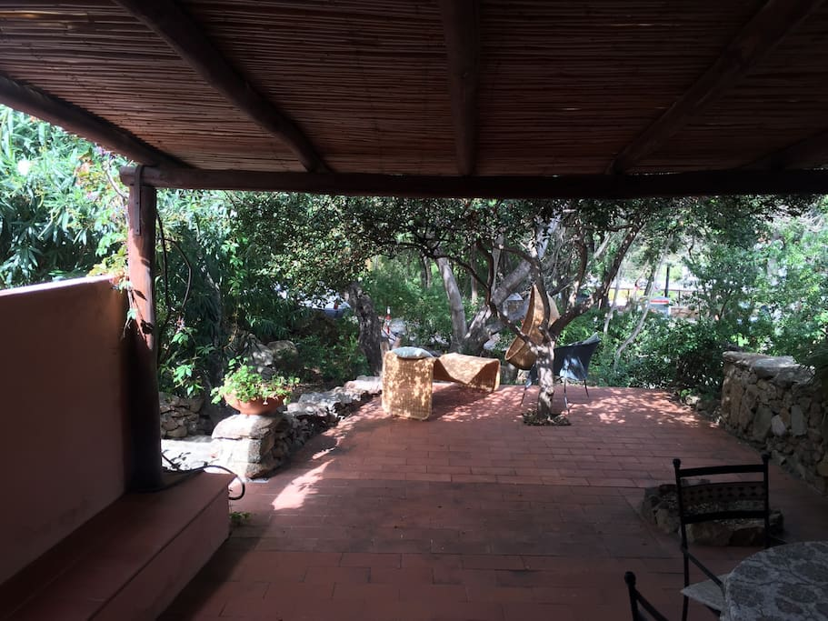 the big veranda
