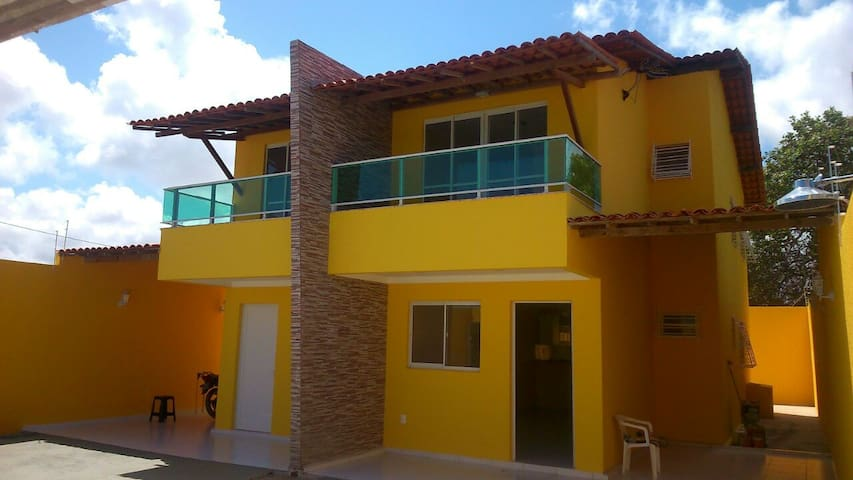 Linda casa em Enseada dos Corais - Cabo de Santo Agostinho