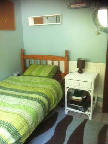 Single downstairs bedroom - Llanelli