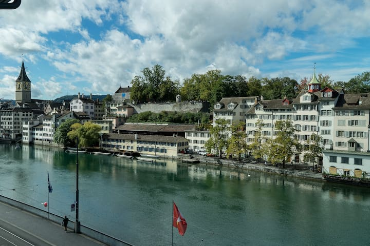 Beautiful apartment with best view. - Zürich - Apartmen