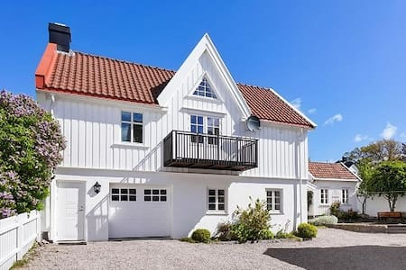 Villa Nanset central Larvik - Larvik - Villa