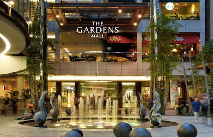 The Gardens Mall (Connected to Midvalley Megamall)