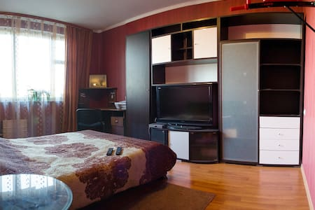 Great room in a beautiful area - Moscou