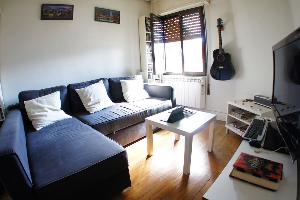 Apartamento en el centro de bilbao flats for rent in for Chaise and lounge aliso viejo