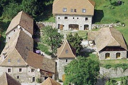 """Maison """"Pigeonnier"""" traditionnelle - Glandage - 独立屋"""
