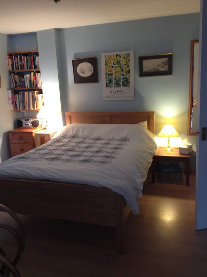 Comfortable and relaxing double room 1 !