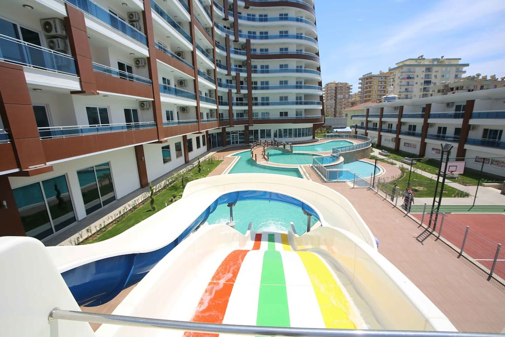 Bedroom Apartments For Rent In Antalya