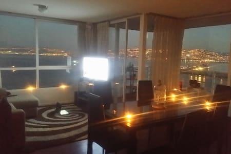 La mejor vista de Valparaíso - 발파라이소(Valparaíso) - 아파트