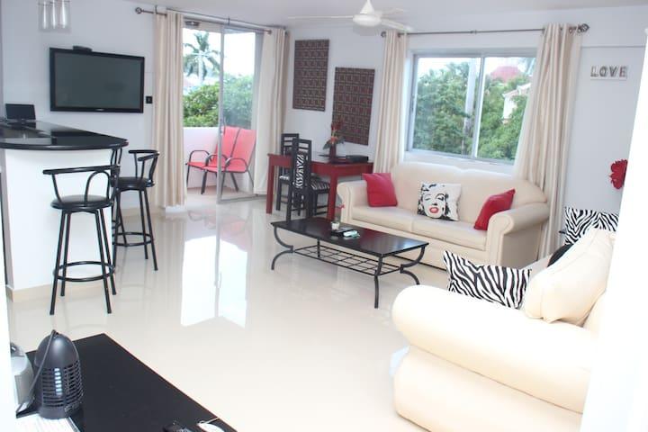 Stunning 2bed 2bath  beach condo - Ocho Rios  - Apartment