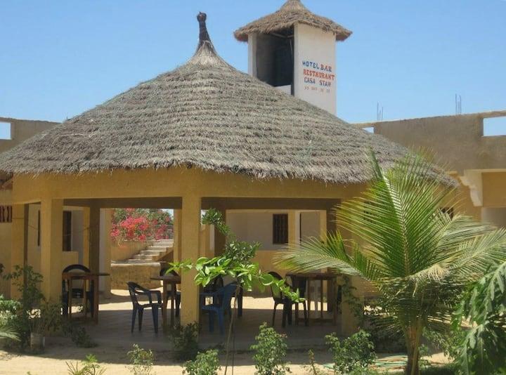 Hôtel Casa Star Elinkine Casamance