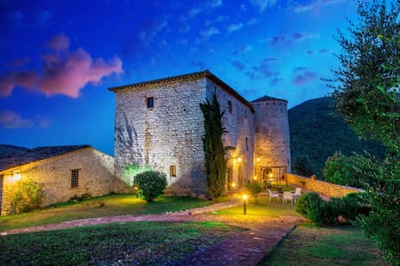 Castello Valenzino, relax in Umbria - Umbertide - Bed & Breakfast