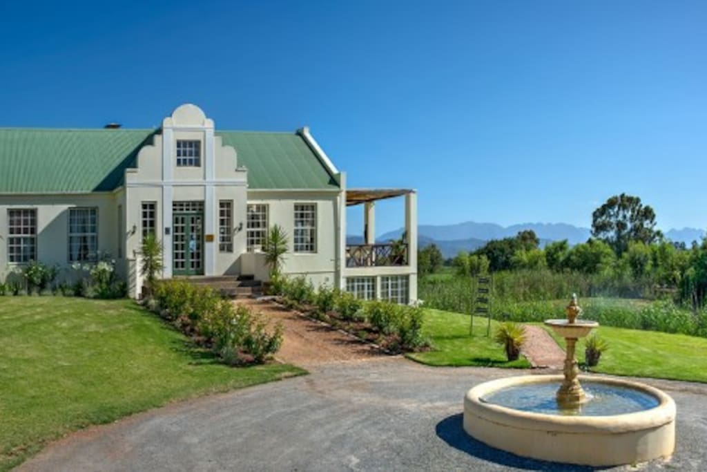 Bed And Breakfast In Robertson Western Cape