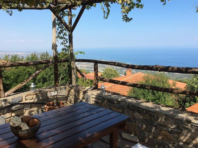 Villa Pasithea | Βίλλα Πασιθέα - Palaios Panteleimonas - Dom
