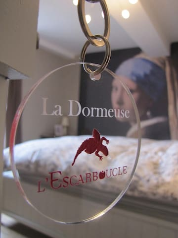 L'Escarboucle - La Dormeuse - Bligny-sur-Ouche - ที่พักพร้อมอาหารเช้า