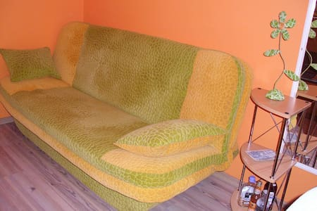 Room available for two people  - Bydgoszcz - Apartment