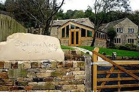 Swallows Nest holiday cottage. - Slaithwaite - Rumah