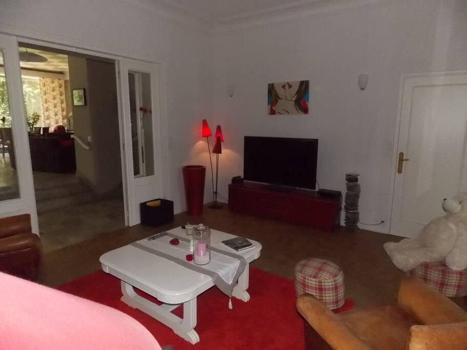maison d 39 h tes le charme en plus bed and breakfasts for rent in saint mars la jaille pays. Black Bedroom Furniture Sets. Home Design Ideas