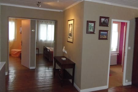 chambre double  avec salon privé - Concarneau