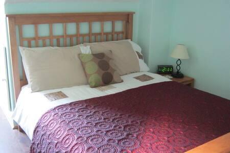 Bedroom + sitting room in Lincoln - Huis