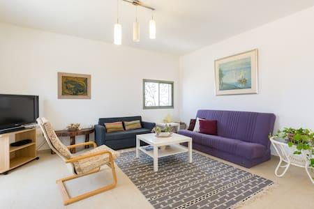 Spacious 2 bedrooms near the beach - Ashkelon - Apartment