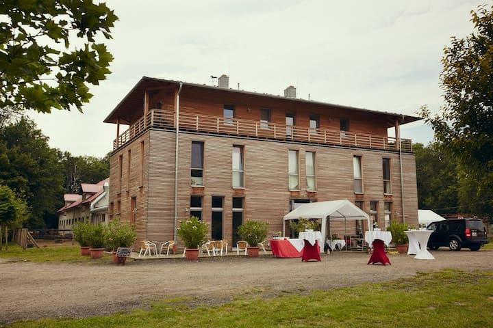 Family Enclosure near Berlin