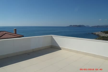 KEKOVA ISLAND VILLA WITH VIEWS - Demre - Dom